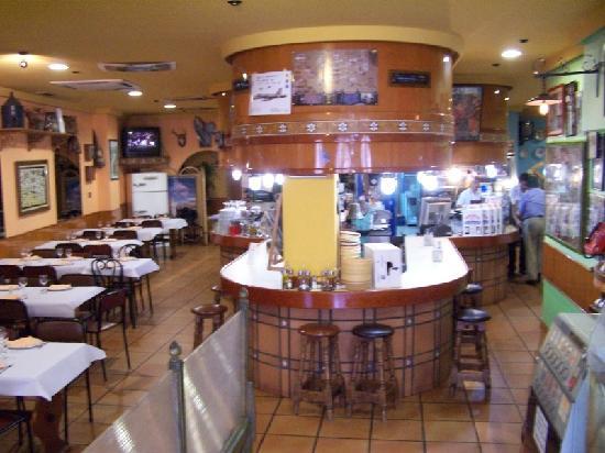 Rias Baixas 1: Entrada Restaurante Rias Baixas