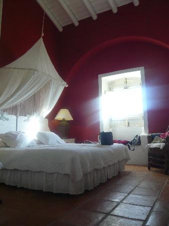 Quinta da Cebola Vermelha: Room
