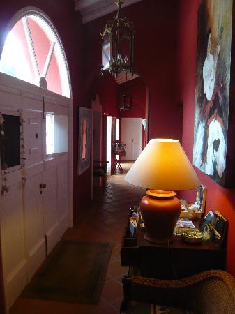 Quinta da Cebola Vermelha: Corridor