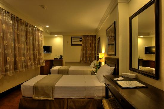Fersal Hotel Diliman : Double Room
