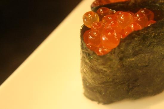 The Sushi Bar 2: salmon egg