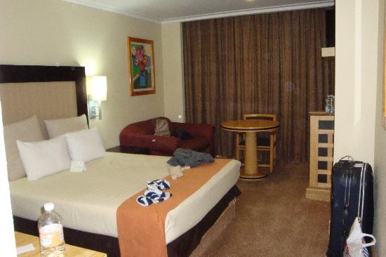Hotel Royal Reforma: Habitacion