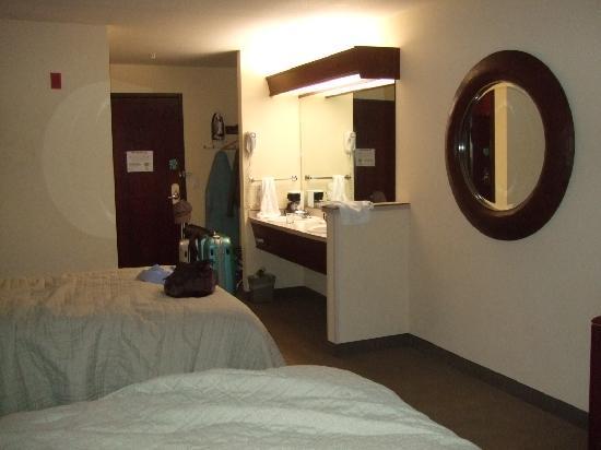 Phoenix Inn Suites Eugene: 部屋の中