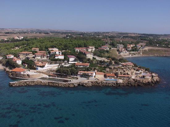 Residence Club La Darsena: vista aerea