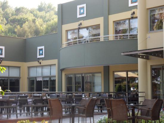 Euphoria Tekirova Hotel: le resto exterieur