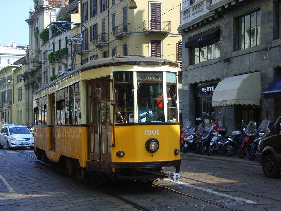 Милан без лишних трат