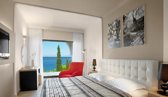 MarBella Corfu Hotel: Renovated Room