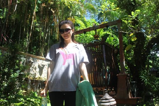 The Baray Villa: Swing Swing