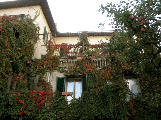 Albergo Il Marzocco: Rooms with a view to the countryside