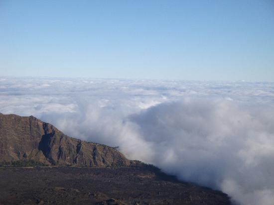 Chã das Caldeiras, Cabo Verde: Atemberaubender Ausblick vom Gipfel