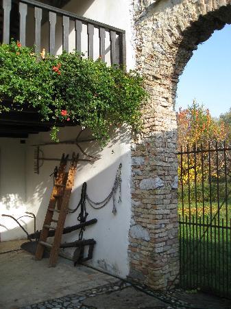 Casa Medievale del Mugnaio B&B: On the property