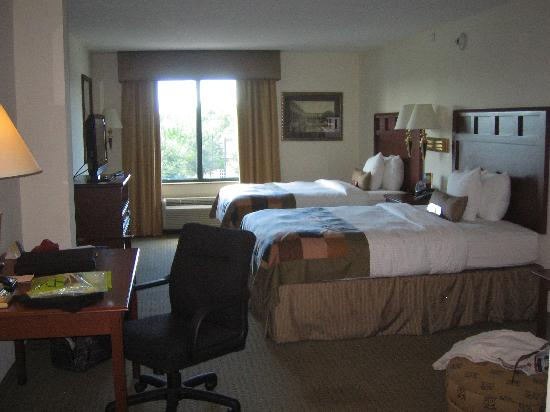 Holiday Inn Express & Suites Bradenton East-Lakewood Ranch: Ansicht des Zimmers