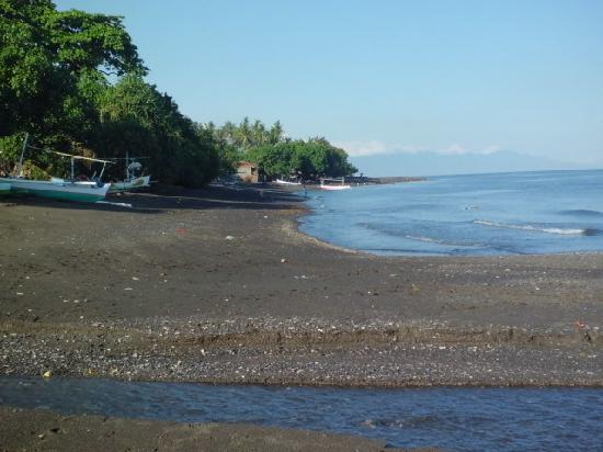 Mumbul Guesthouse: local fishing village