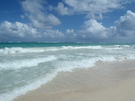 The Reserve at Paradisus Palma Real: Reserve Beach