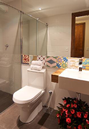 Quinta Azul Boutique Pousada: toilet