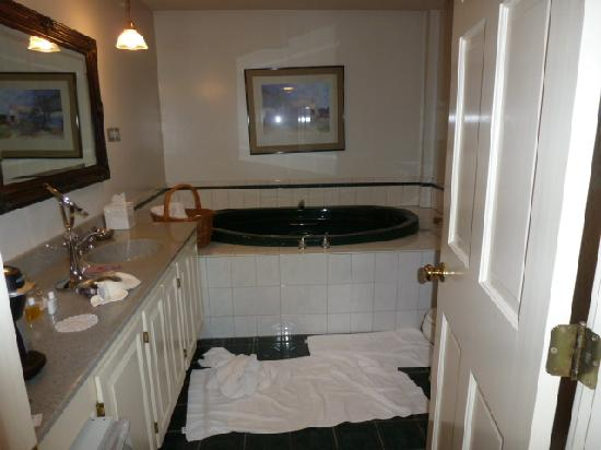 Chesterfield Inn: Bath Room