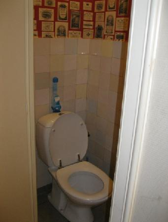 Ridderspoor Holiday Flats: Toilet room