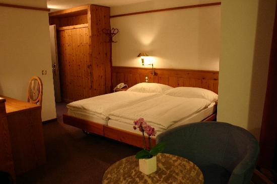 Alpenhotel: Doppelzimmer