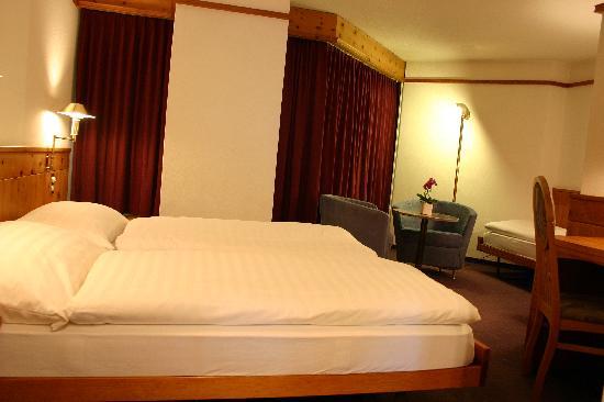 Alpenhotel: Suite