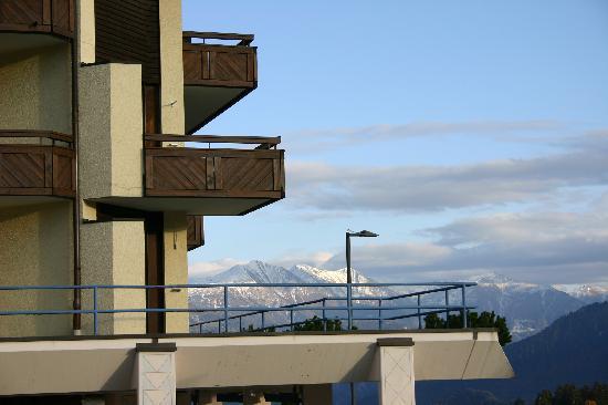 Alpenhotel: Panorama