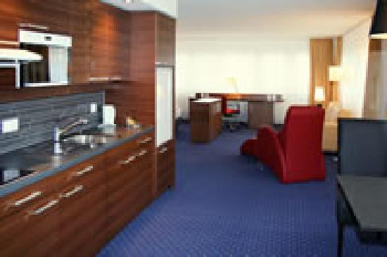 Hotel Höri Inn: Suite mit Küche