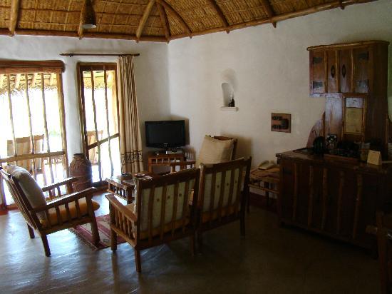 Jacuzzi Hut Living Room Picture Of Evolve Back Kabini