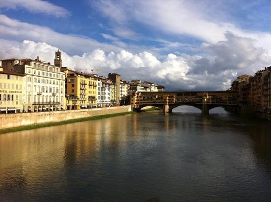 Florencia, Italia: ponte vecchio