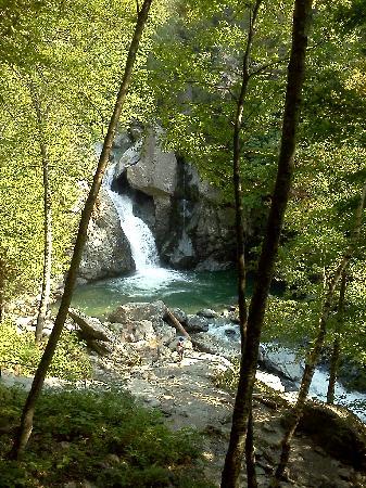 Massachusetts: Bash Bish Falls, Autumn 2011
