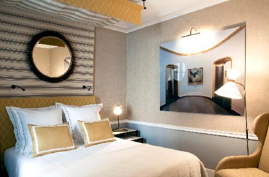 Hotel Recamier : Chambre Tradition