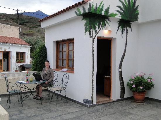Landhotel Finca San Juan: Unser Zimmer