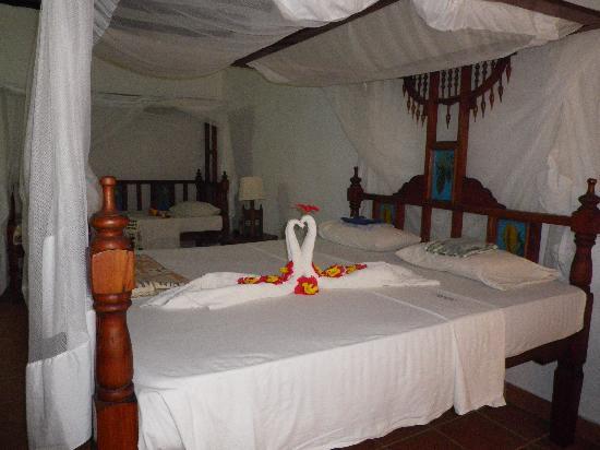 Jacaranda Beach Resort: camera