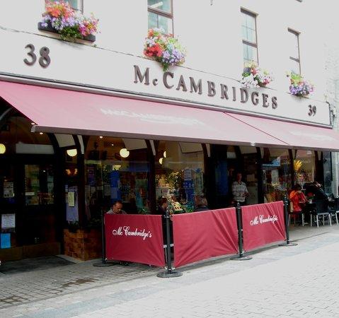 McCambridge's of Galway : McCambridge's on Shop Street