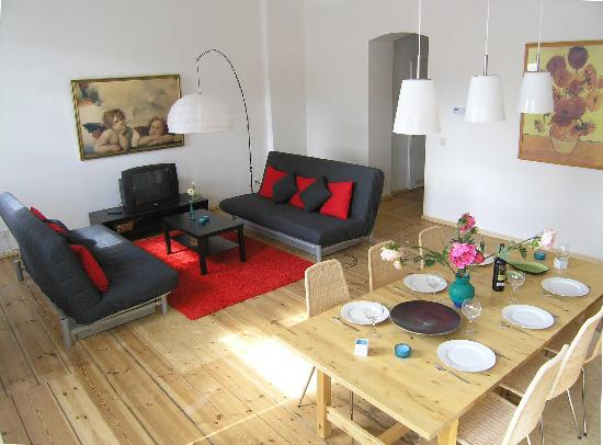 MS Berlin Apartments: Beispiel Apartment