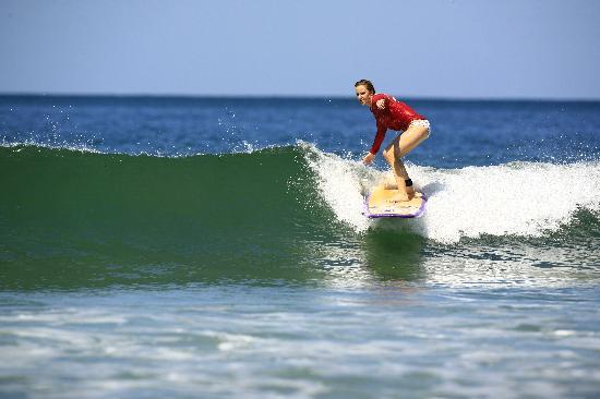 Tamarindo, Costa Rica: surf lesson