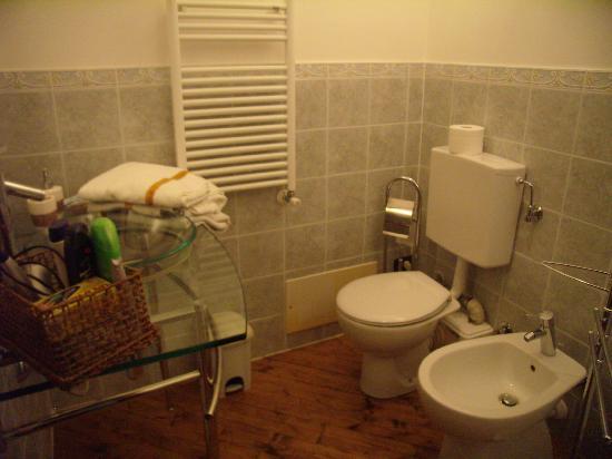 Al Calar della Sera: Salle de bains