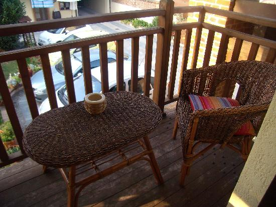 Al Calar della Sera: Balcon