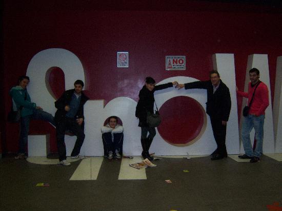 """Madrid Xanadú: Anuncio de la zona 2snow"""""""