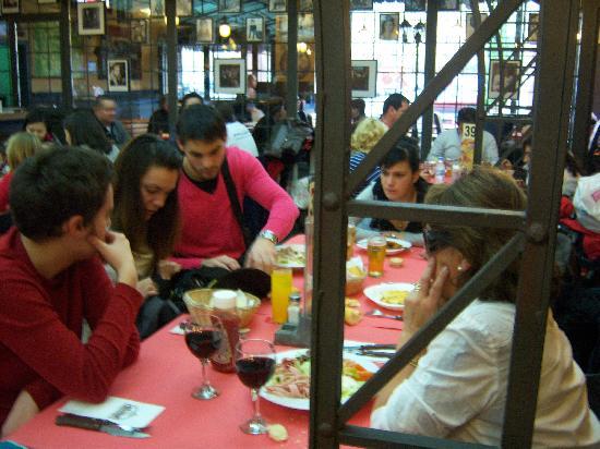 Madrid Xanadú: Debutante comprobando la dureza de la pista