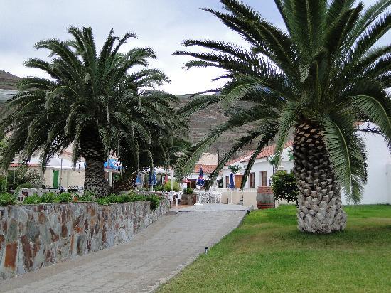 Landhotel Finca San Juan: Der Zugang zur Anlage