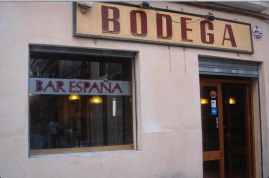Bar Espana : Bar España