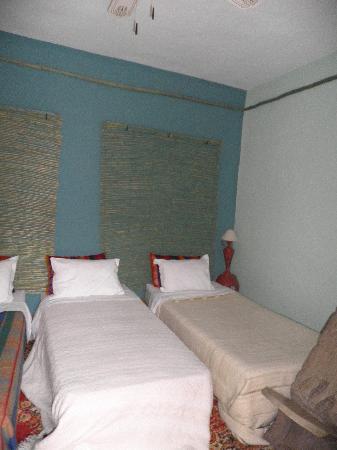 Cap Sim House: chambre triple