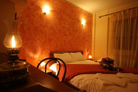 Finday Suites Eco Boutique Hotel: Double Room with one double bed!