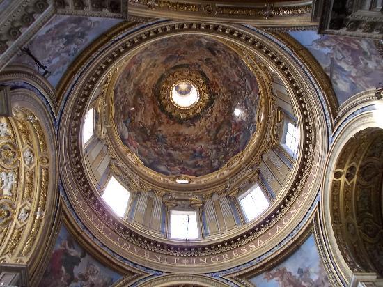 Iglesia de San Luis de los Franceses: cupola