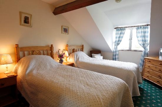Arkleside Country Guest House: Room 2 twin or king en-suite