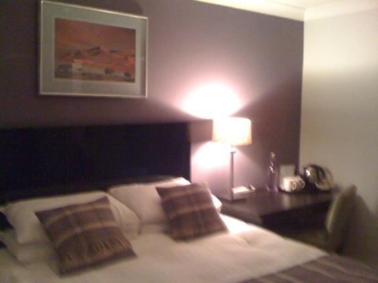 Room 2 at the Hawk Inn