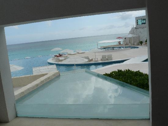 Bel Air Collection Resort & Spa Cancun: La piscina del Bel Air