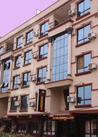 Hotel Buddha Land: Hotel Bulding