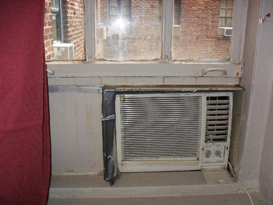 West Side YMCA: the rooms A/C