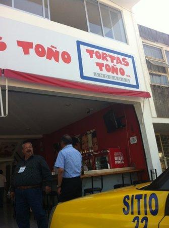 Tortas Tono