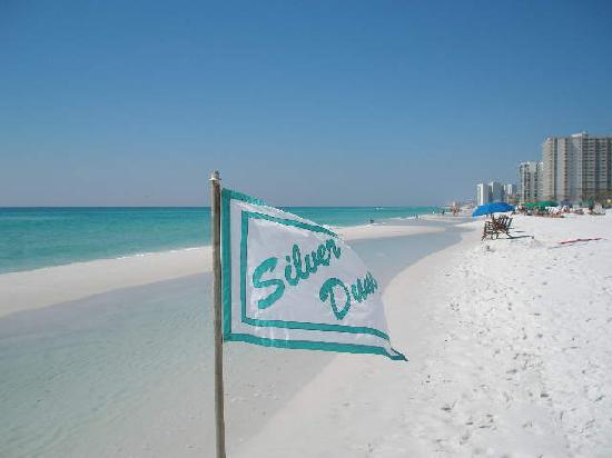 Silver Dunes Condominium: Silver Dunes Beach